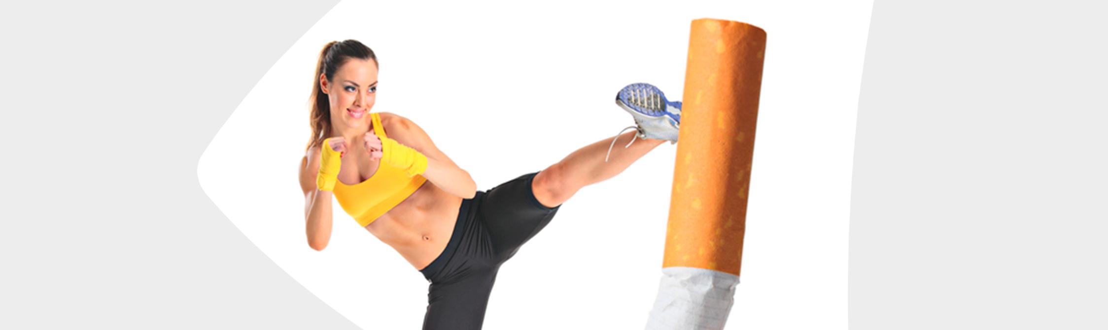 Στάδια Διακοπής Καπνίσματος